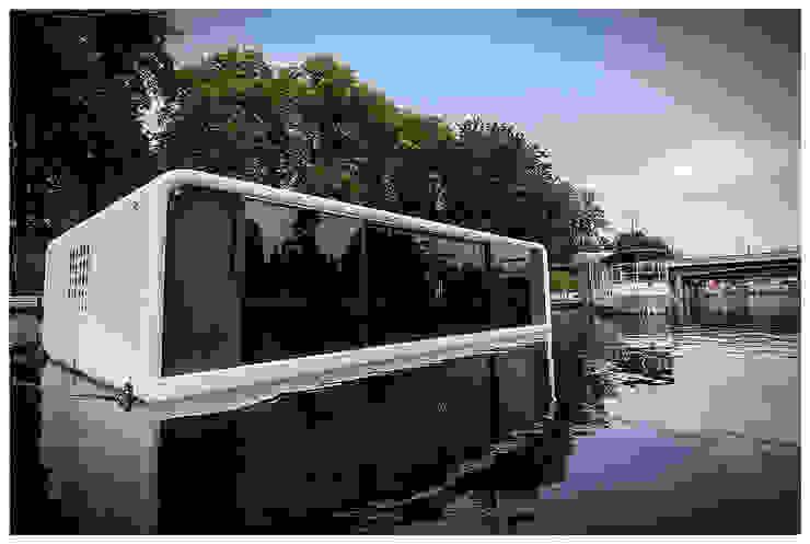 Casas modernas de floatinghouses Moderno