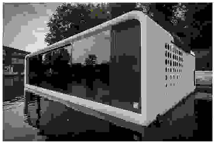 Дома в . Автор – floatinghouses, Модерн