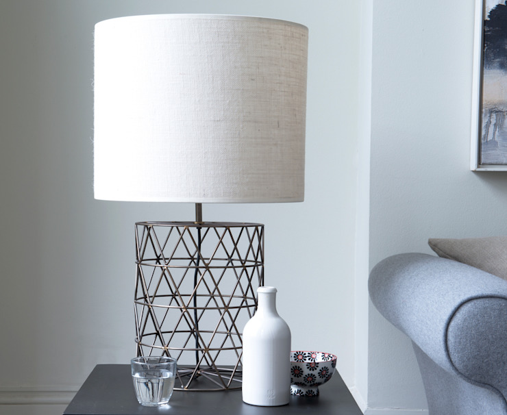 Shilling lamp por Loaf Moderno Cobre/Bronze/Latão