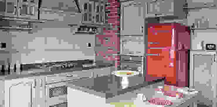 Cocinas de estilo  por Bilgece Tasarım, Moderno