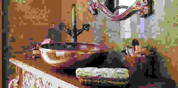 Gül & Emin Timur Modern Banyo Bilgece Tasarım Modern