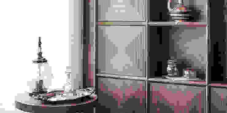 Gül & Emin Timur Modern Oturma Odası Bilgece Tasarım Modern