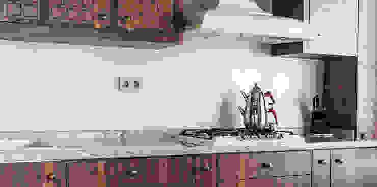 Gül & Emin Timur Modern Mutfak Bilgece Tasarım Modern