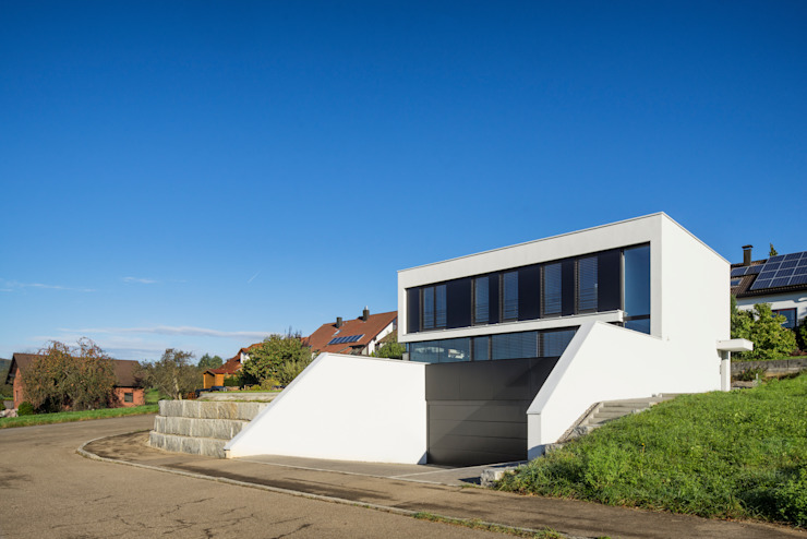 Houses by Schiller Architektur BDA,