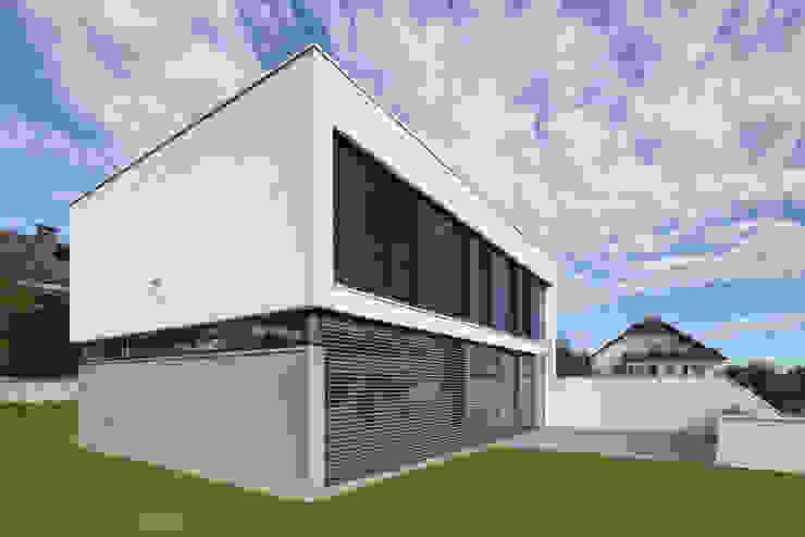 Projekty,  Domy zaprojektowane przez Schiller Architektur BDA, Nowoczesny