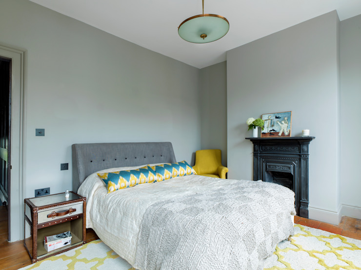 Bedroom by homify, Eclectic