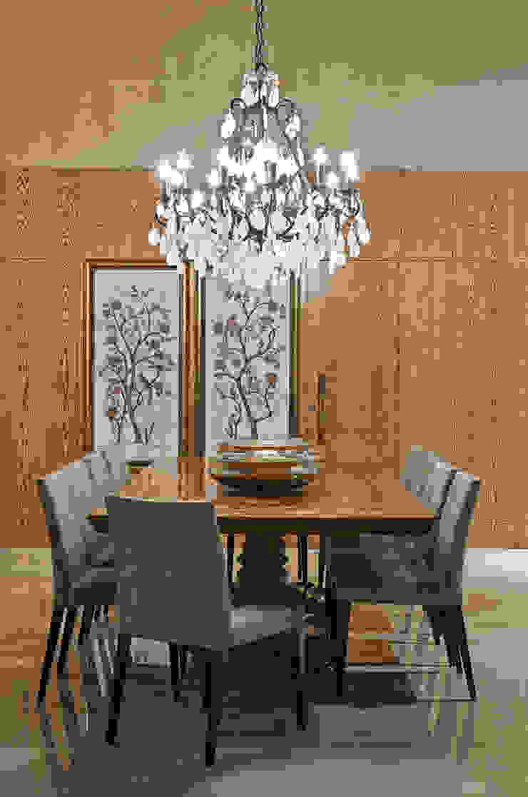 Haras CK Salas de jantar rústicas por Gláucia Britto Rústico