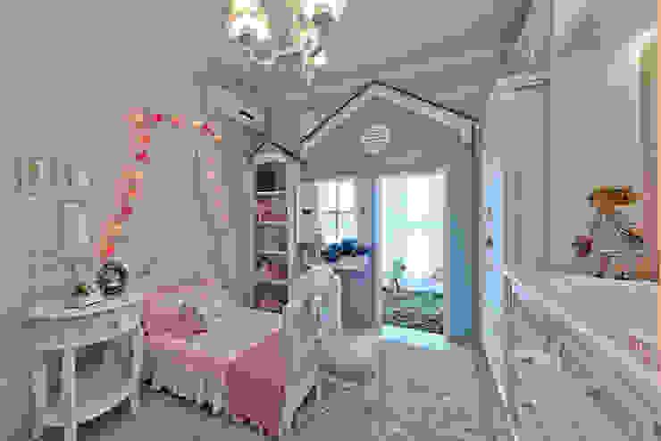 Dormitorios infantiles de estilo rural de Espaço do Traço arquitetura Rural