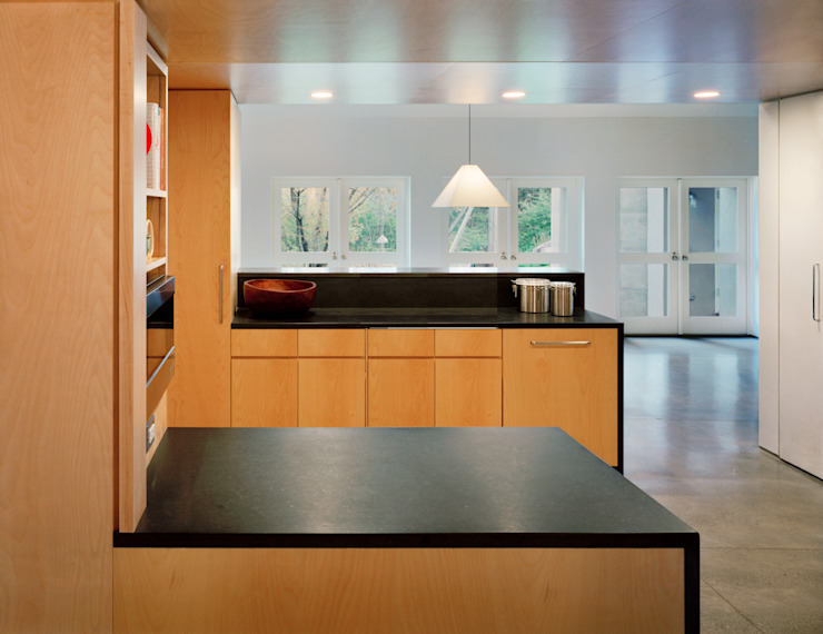 Modern Barn Specht Architects Cozinhas modernas