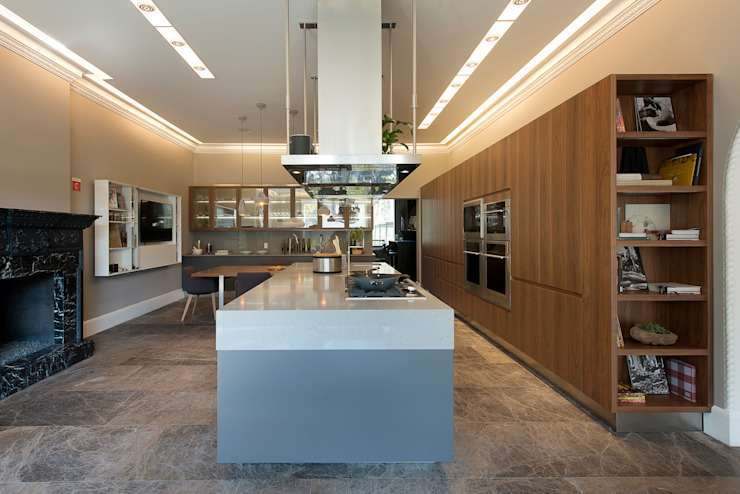 by Vieyra Arquitectos Modern