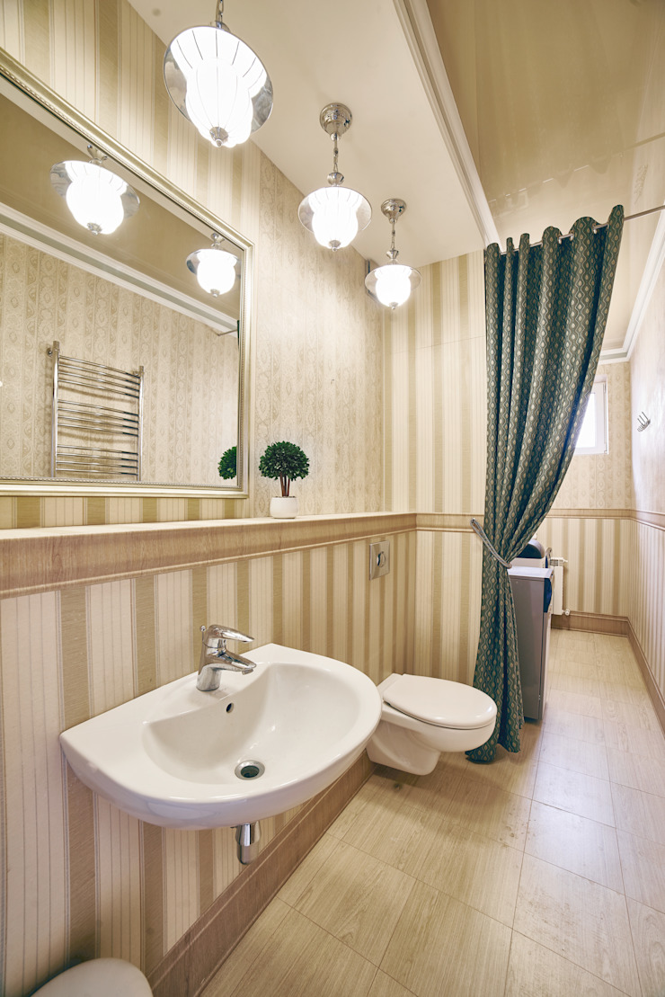 ООО 'Архитектурное бюро Доценко' Classic style bathroom