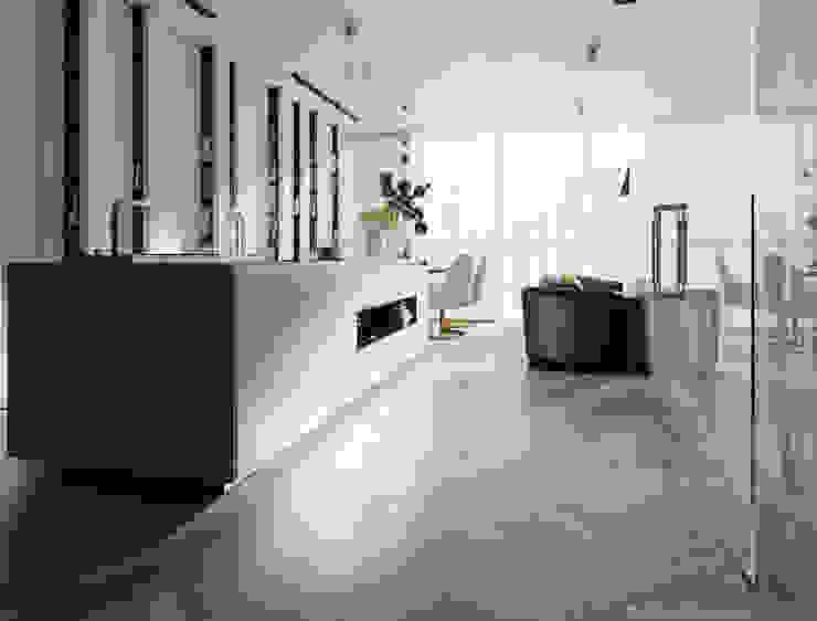 005 Кухня в стиле модерн от Aksenova&Gorodkov project Модерн