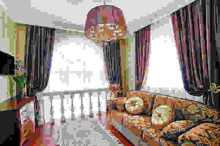 Интерьеры жилого дома в пос.Дубовое ООО 'Архитектурное бюро Доценко' Спальня в классическом стиле