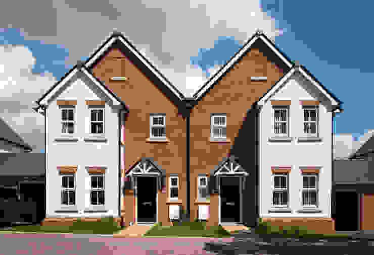 Towers School Site Modern home by Lee Evans Partnership Modern