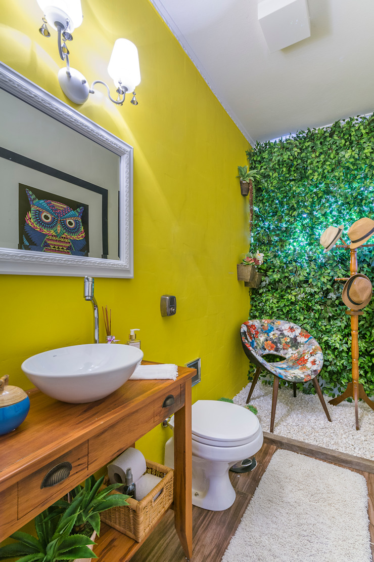 tropical  by Lo. interiores, Tropical