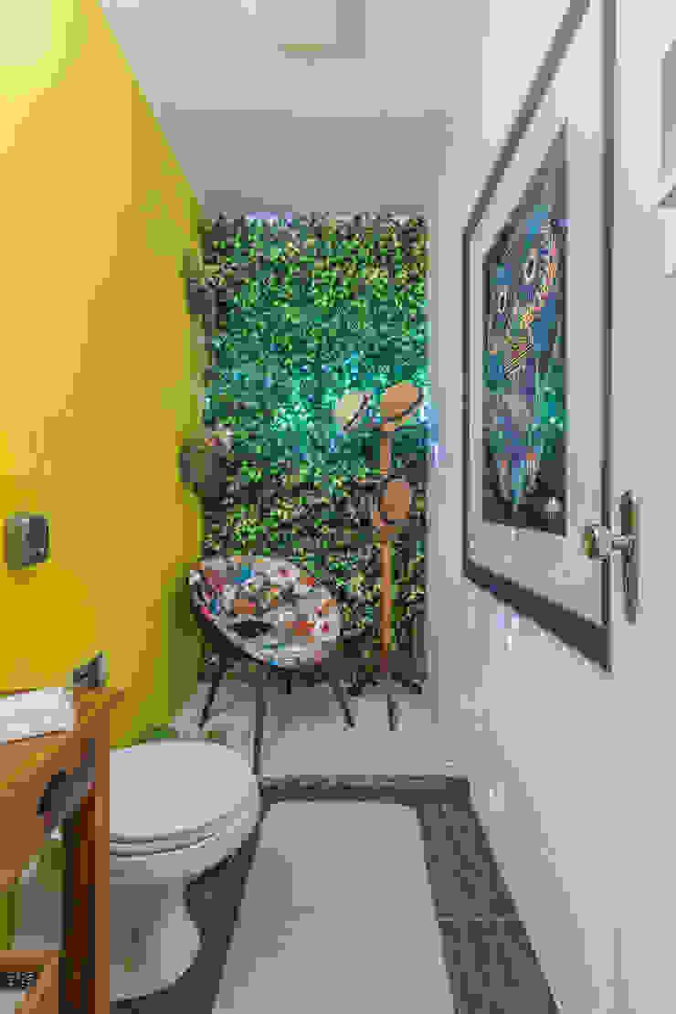 de estilo tropical de Lo. interiores, Tropical