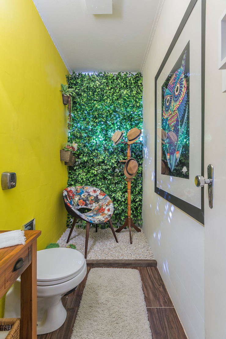 Paisagismo permanente:  tropical por Lo. interiores,Tropical
