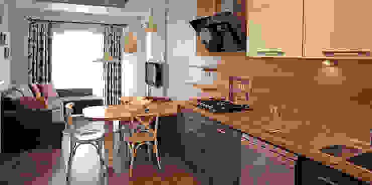 Cocinas de estilo moderno de Bilgece Tasarım Moderno