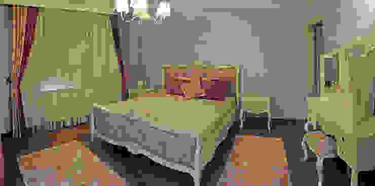 Nilgun & Turgut Alibabaoglu Modern Yatak Odası Bilgece Tasarım Modern