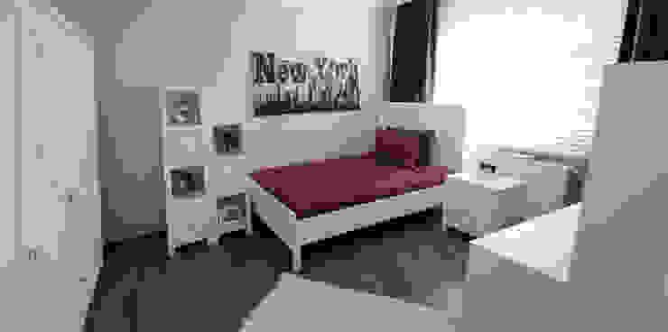 Nilgun & Turgut Alibabaoglu Modern Çocuk Odası Bilgece Tasarım Modern