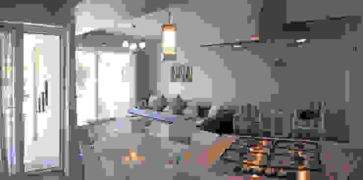 Sema & Harun Gökbayrak Modern Oturma Odası Bilgece Tasarım Modern
