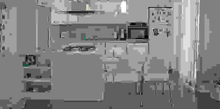 Sema & Harun Gökbayrak Modern Mutfak Bilgece Tasarım Modern