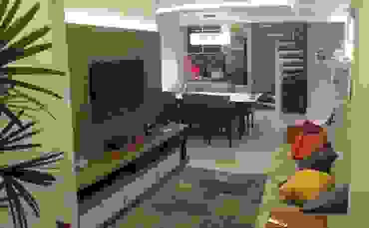 Modern living room by Vitor Dias Arquitetura Modern