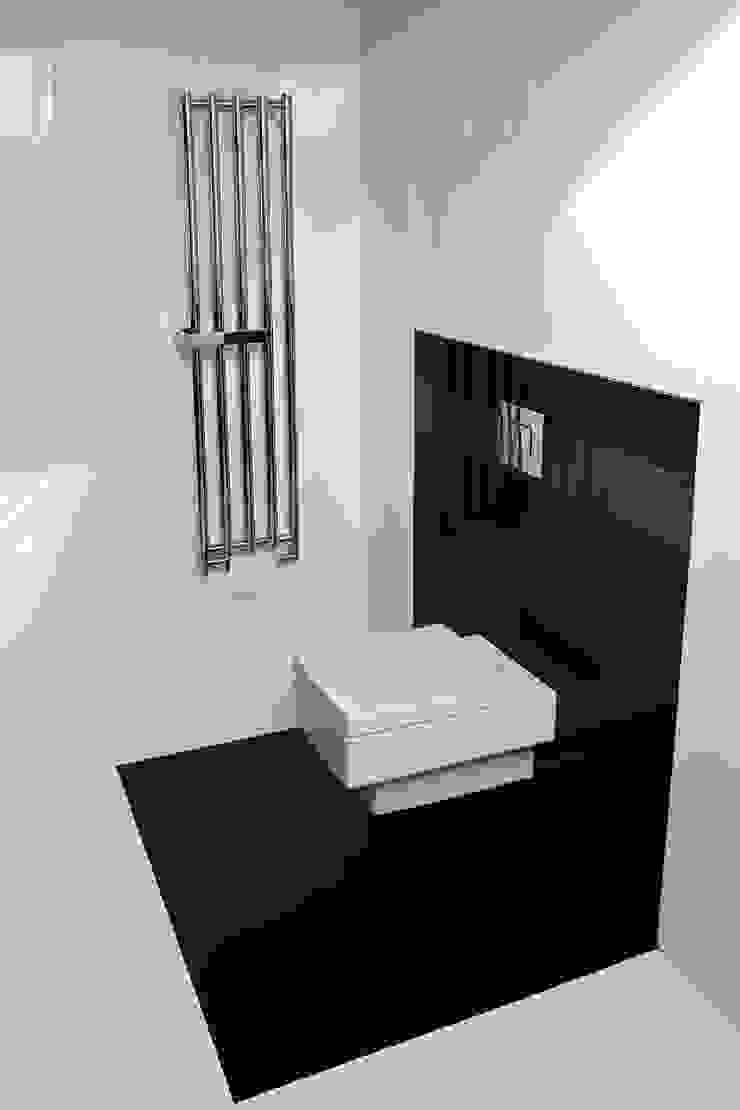 Łazienka Nowoczesna łazienka od t Nowoczesny