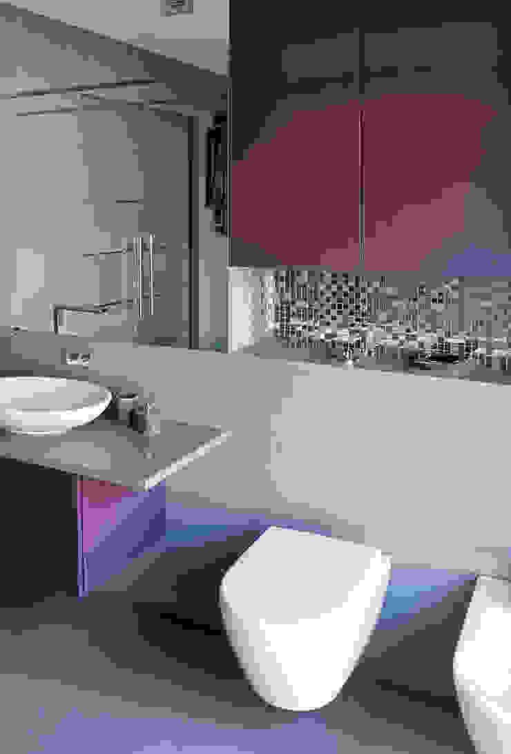Salon kąpielowy Nowoczesna łazienka od t Nowoczesny
