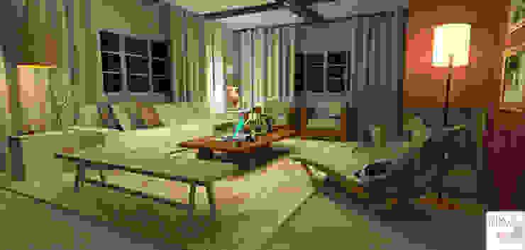 by Rangel & Bonicelli Design de Interiores Bioenergético Country
