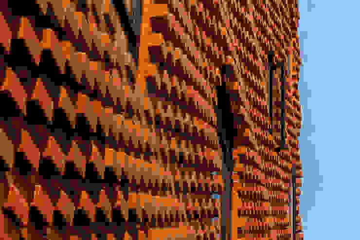 Residencial Z53 Casas rurales de Grupo Nodus Arquitectos Rural