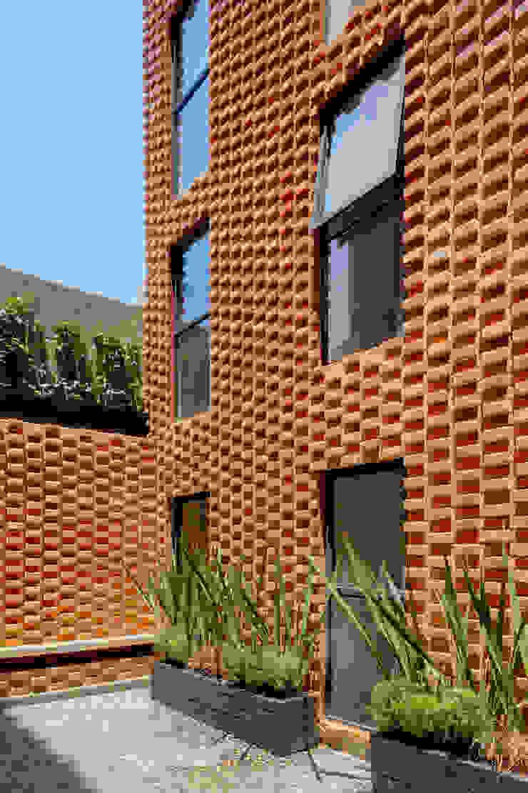 Residencial Z53 Jardines rurales de Grupo Nodus Arquitectos Rural