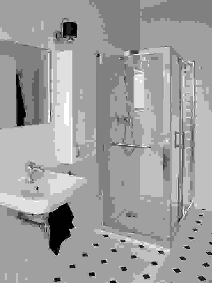 Apartament – Sopot Klasyczna łazienka od t Klasyczny