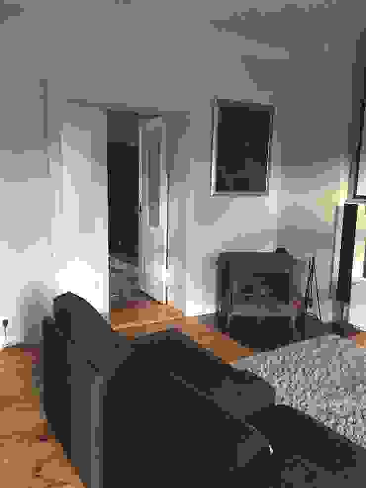 Apartament – Sopot Klasyczny salon od t Klasyczny