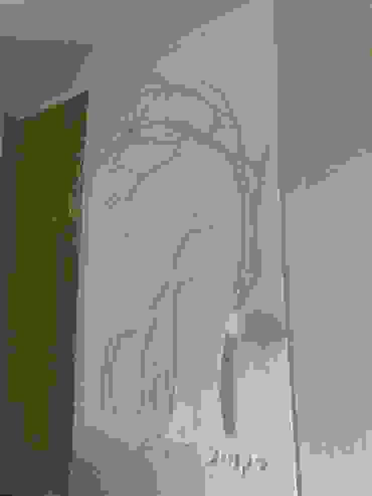 Объем на стене от tanya zaichenko Минимализм