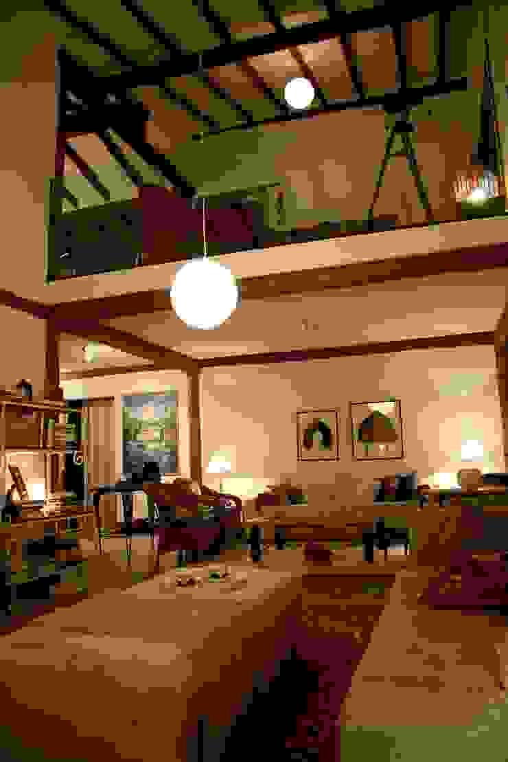 Casa do Bosque Arquitetamos Escritório Autônomo Casas rústicas
