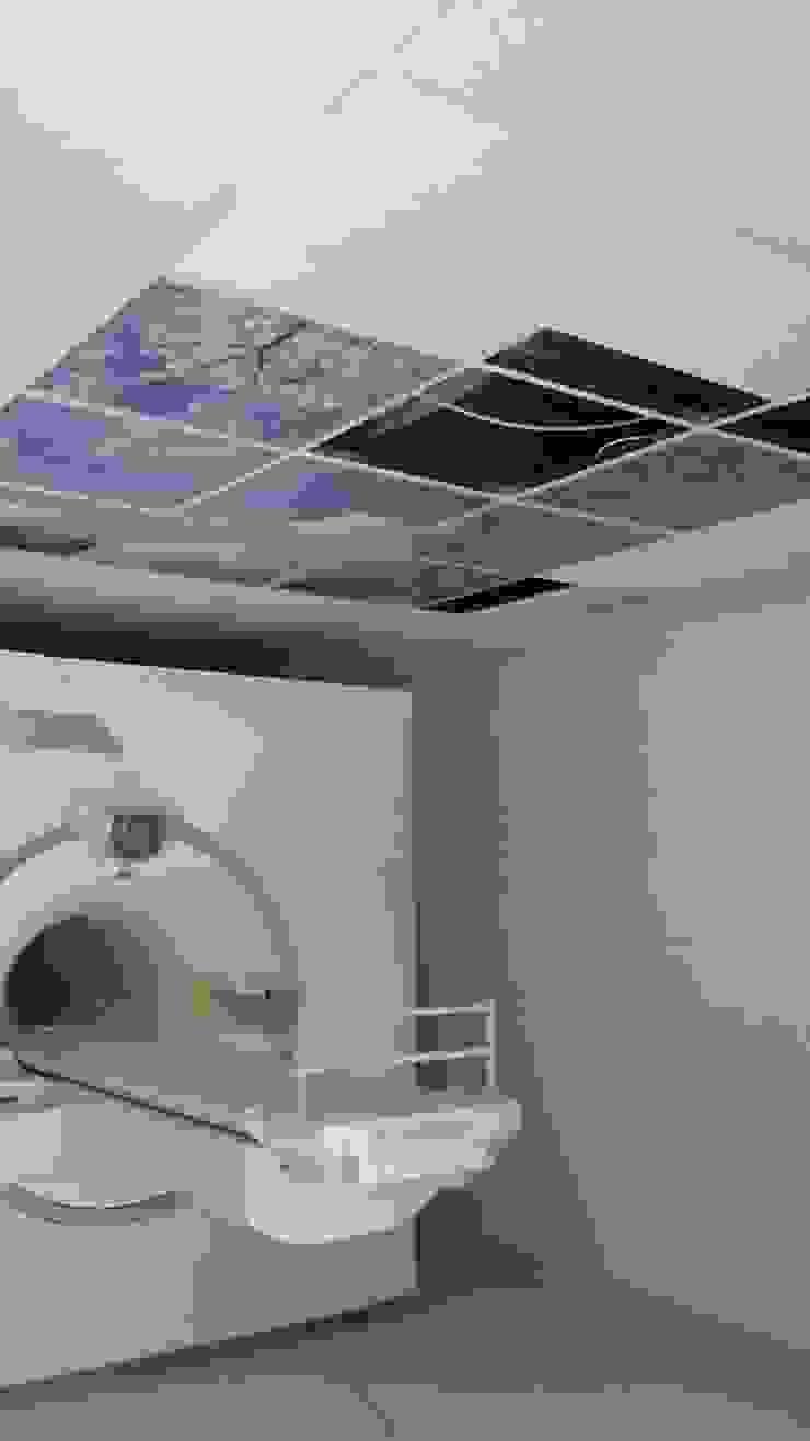 Medilife Bayrampaşa 1 Modern Çalışma Odası Eriza Taş.ve Dan.Paz.Ltd.Şti. Modern Aluminyum/Çinko