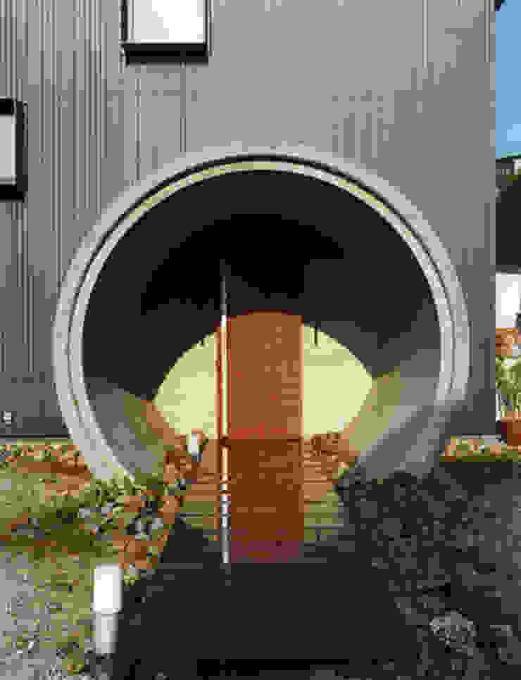 土管の家 オリジナルな 家 の Y's建築工房 一級建築士事務所 オリジナル