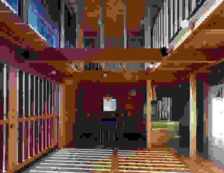 土管の家 オリジナルデザインの ダイニング の Y's建築工房 一級建築士事務所 オリジナル