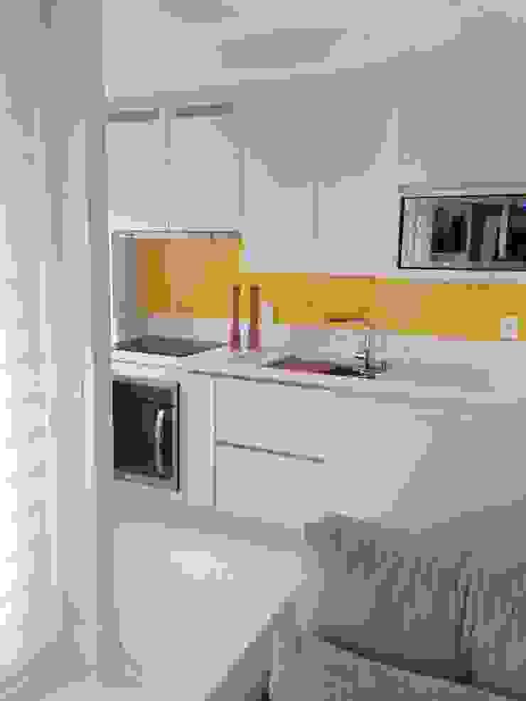 Studio Cozinhas modernas por Adriana Fiali e Rose Corsini - FICODesign Moderno