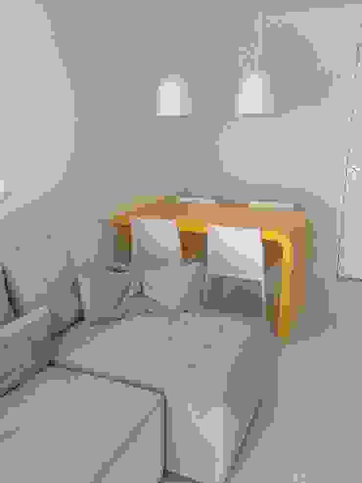 Studio Salas de jantar modernas por Adriana Fiali e Rose Corsini - FICODesign Moderno