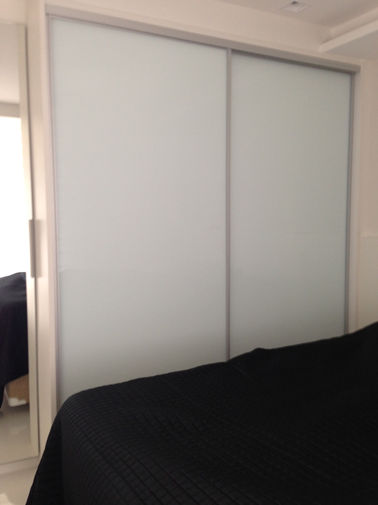 Adriana Fiali e Rose Corsini - FICODesign Modern style bedroom