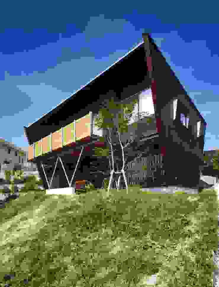津の家 オリジナルな 家 の Y's建築工房 一級建築士事務所 オリジナル