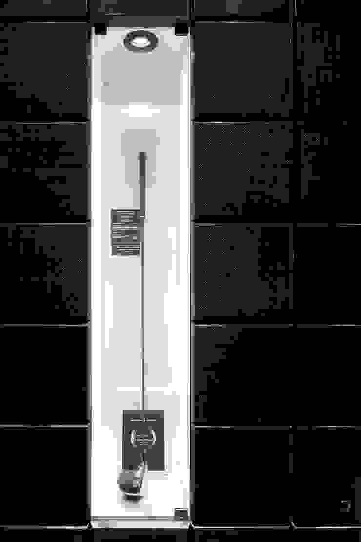 カーボンシャフト: atelier mが手掛けた現代のです。,モダン