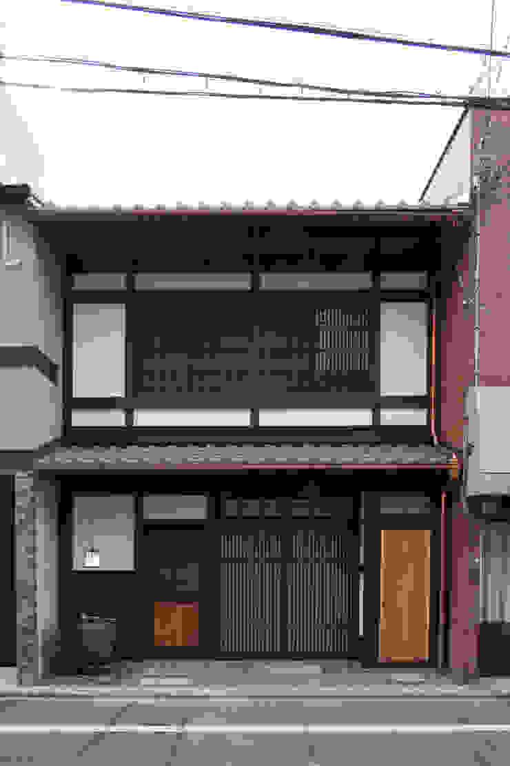 現代に息づく京都の町家 日本家屋・アジアの家 の 一級建築士事務所 (有)BOFアーキテクツ 和風