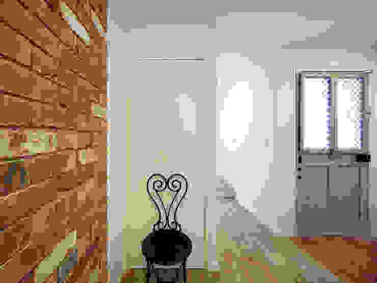 エントランス 地中海スタイル 玄関&廊下&階段 の atelier m 地中海