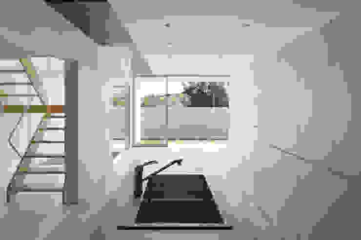ループ&ループ モダンな キッチン の Smart Running一級建築士事務所 モダン