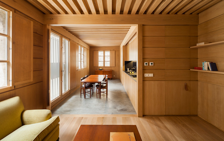Sala da pranzo moderna di carrascalblas Moderno