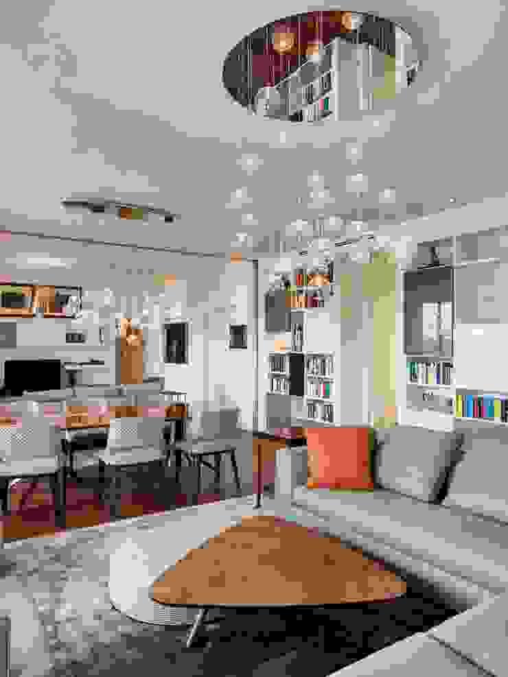 Studio Marco Piva Ruang Makan Modern