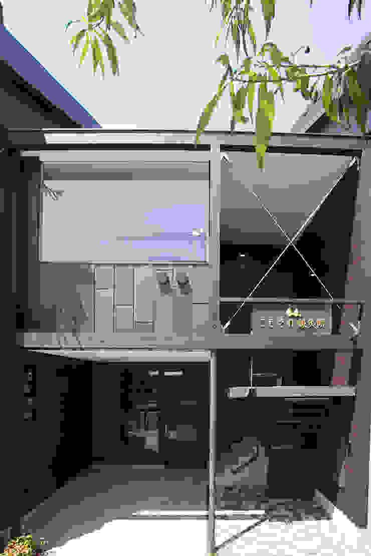 こもそわ鍼灸院 の ADS一級建築士事務所 オリジナル 鉄/鋼
